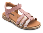 Bundgaard - sandal - Ajol - Old Rose