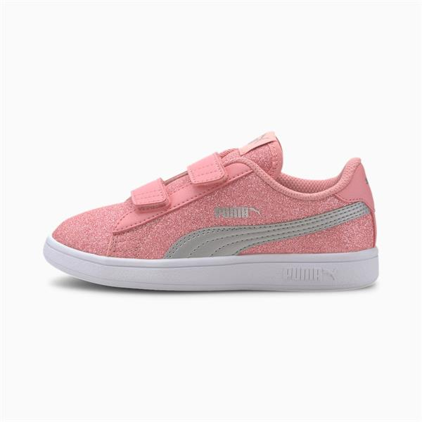 PUMA Smash v2 Glitz Glam PS - Pink