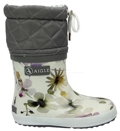 10bd822c921 Aigle Giboulee - Vintergummistøvle m/foer - Wildflower