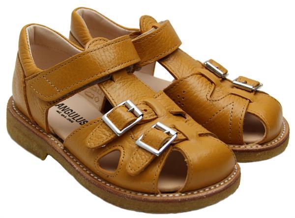 81588dfe77e2 Angulus - sandal - Okker Karry - str. 24-29