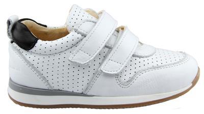 8db7f1b5243 Angulus - Sneakers - hvid - Str. 24-29