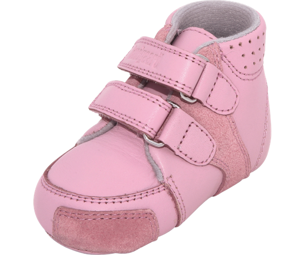 919bb2667fa3 Bundgaard Prewalker - Old rose velcro