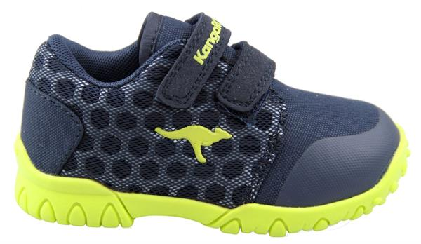 KangaROOS - Bucco Infant - Navy/Lime