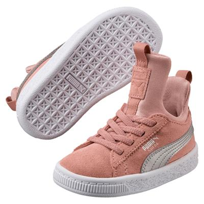 PUMA Suede Fierce - Peace Beige-Metallic - str. 21-27
